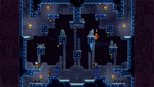 Niveau TowerFall Ascension