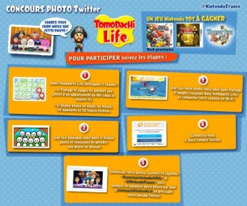 concours Tomodachi Life