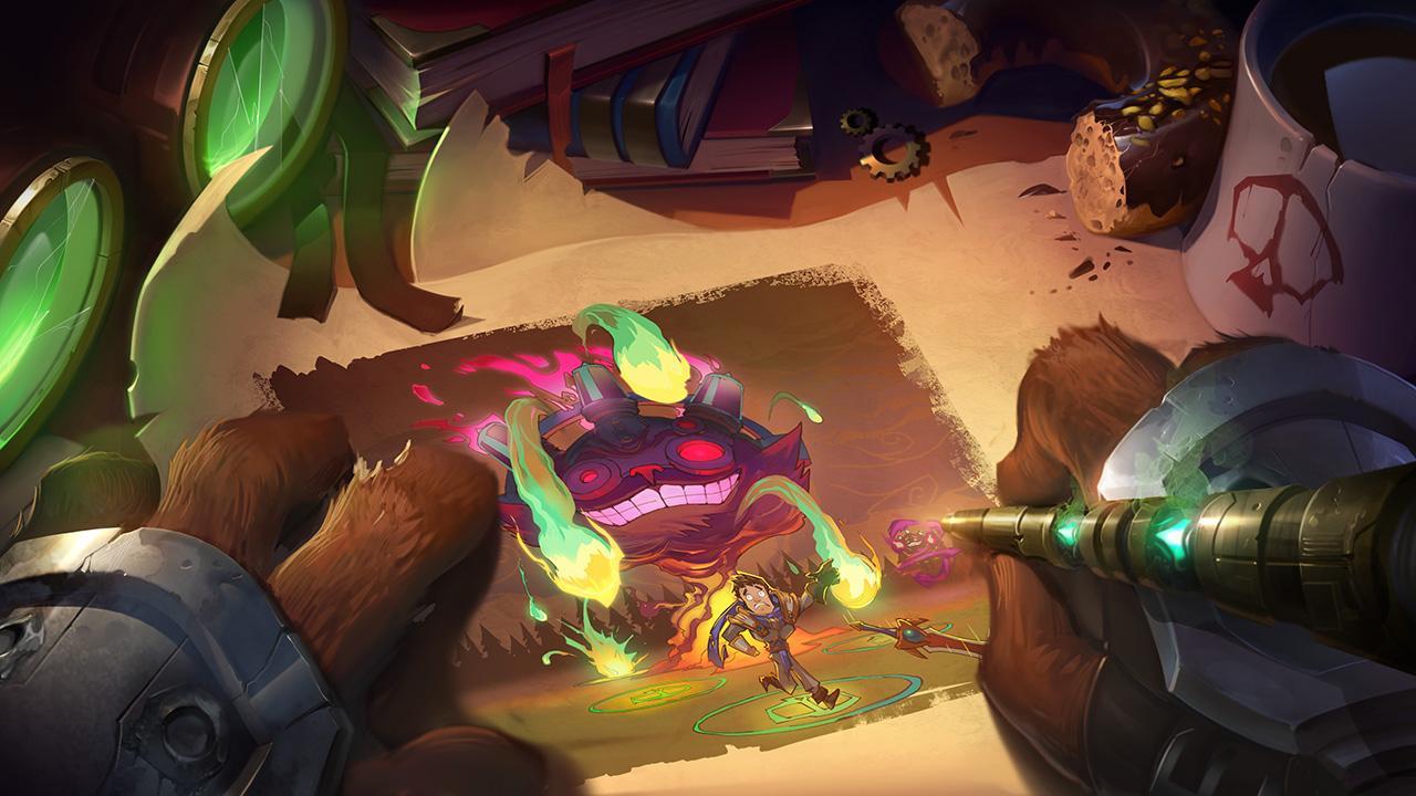 League of Legends : Doom Bots Of Doom
