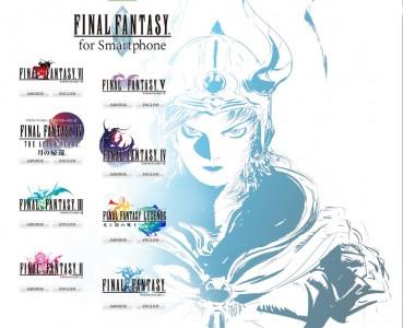 Final Fantasy : des soldes pour les versions mobiles Lightningamer 02