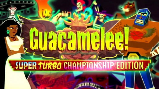 Guacamelee! Super Turbo Championship Edition Lightningamer