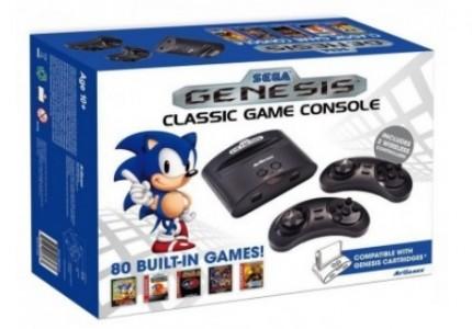 La Sega Megadrive de sortie en août!