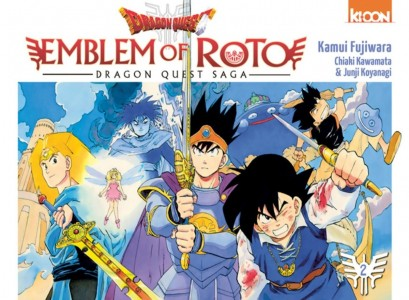 Dragon Quest _ Emblem of Roto Tome 2