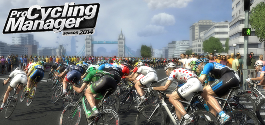 Pro Cycling Manager 2014  Titre
