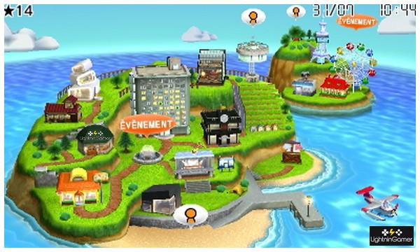 l'île de Tomodachi Life