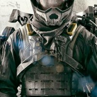 Call of Duty Advanced Warfare Exo Squelette