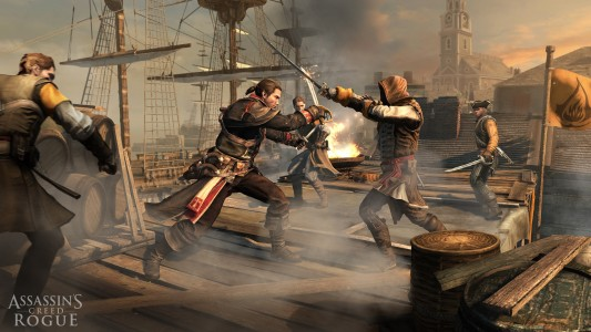 Assassin's Creed Rogue - Screen 6