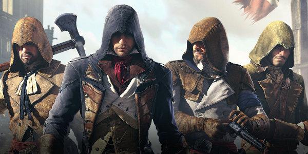 l'équipe d'Assassin's Creed unity