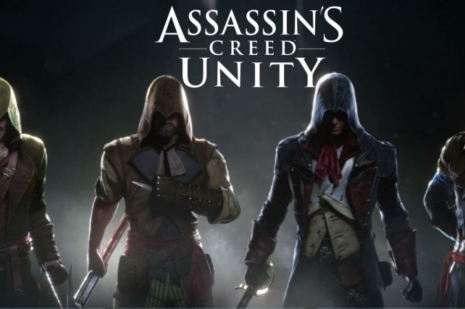 Assassin's Creed Unity : la carte de Paris révélée assassins