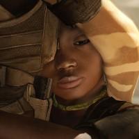 Beyond Two Souls enfant Afrique mercenaire