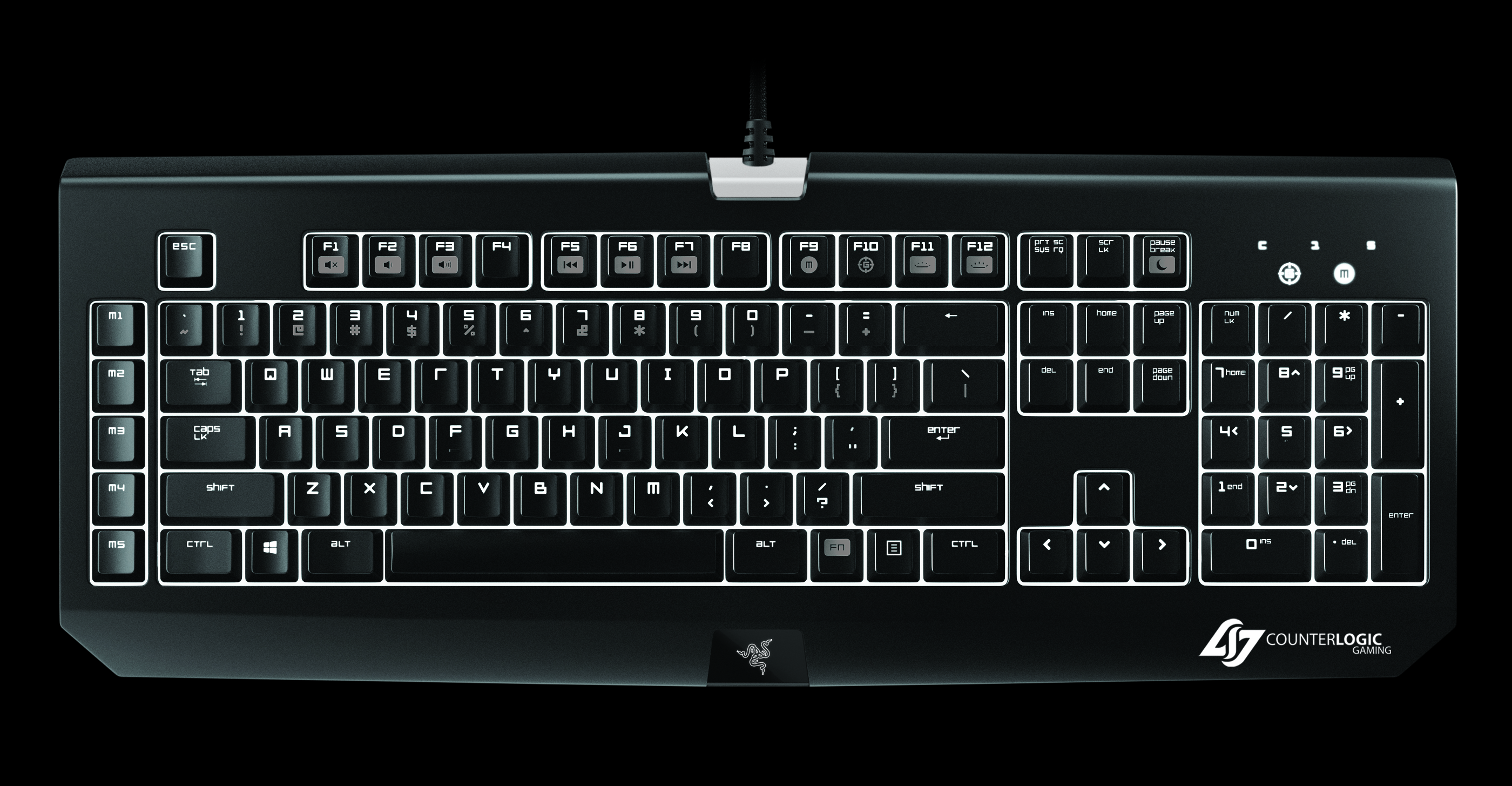 Clavier BlackWidow