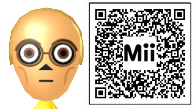 MiiCharacters.com - Category: Stars - QR Codes and ...