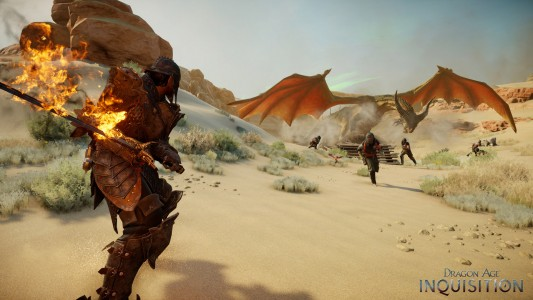 Dragon Age Inquisition Gamescom 2014