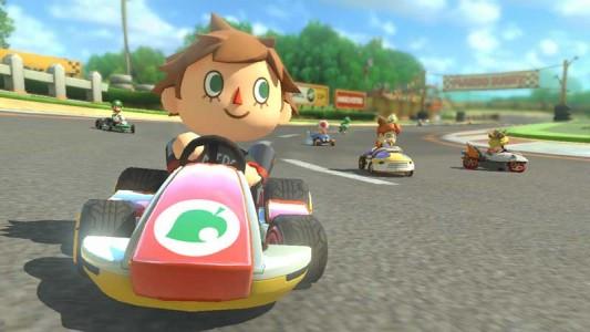 DLC 02 Mario Kart 8