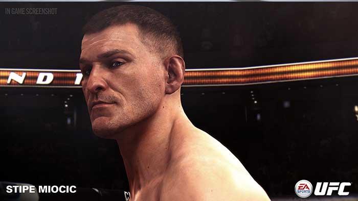 EA Sports UFC mise à jour gratuite ! Titre