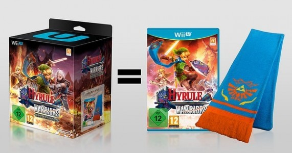 Limited Edition Hyrule Warriors