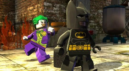 LEGO Batman et LEGO Joker