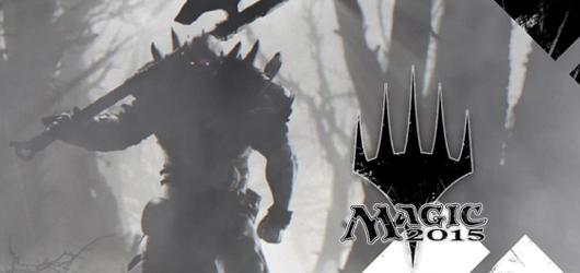 Magic 2015 écran titre