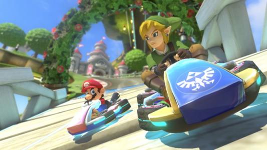 2014 Mario Kart 8