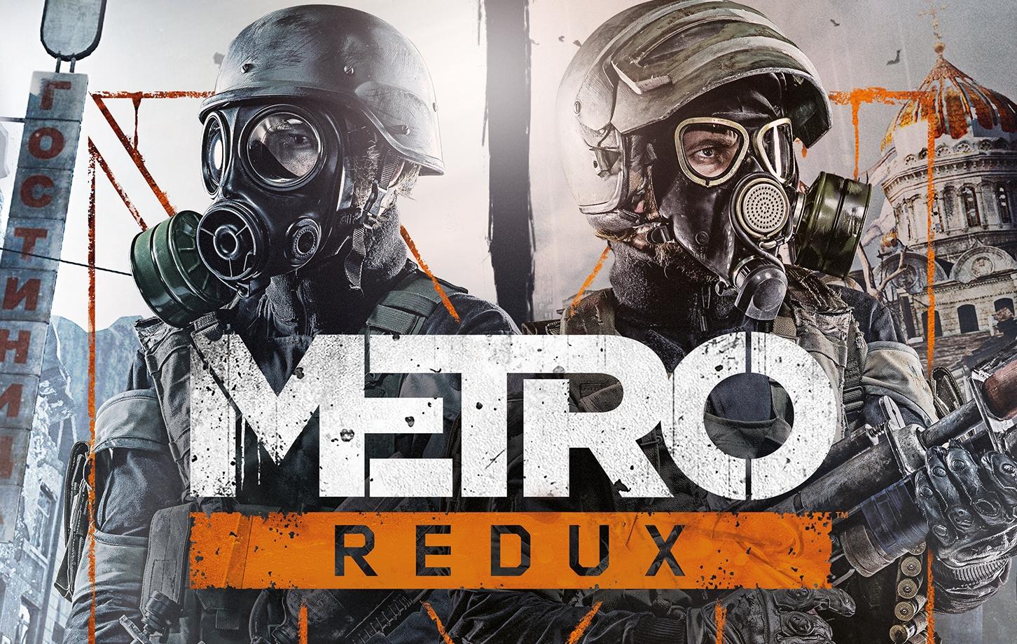 Metro Redux : trailer de lancement jaquette