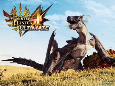 Monster Hunter 4 Ultimate Titre