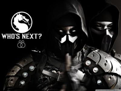 Mortal Kombat X personnages masqués