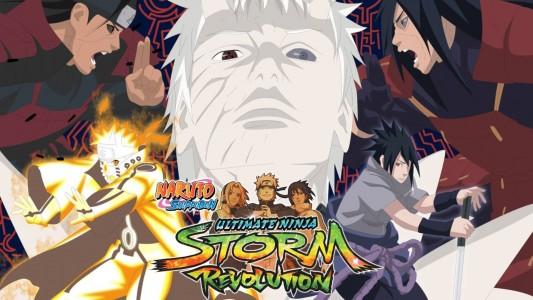 Naruto Ultimate Ninja Storm Revolution Titre