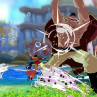 One Piece Unlimited World Red combat Barbe Blanche