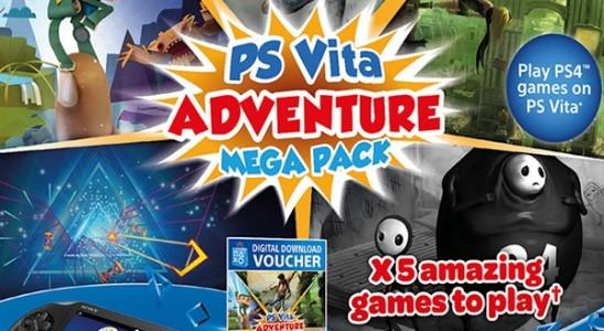 PlayStation Vita Adventure Mega Pack