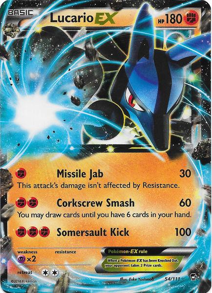 Dossier pok mon poings furieux lightningamer - Vrai carte pokemon ex a imprimer ...