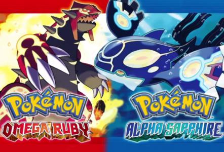Pokémon légendaire Rubis Oméga & Saphir Alpha