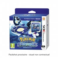 Edition limitée pour Pokémon Rubis Oméga et Saphir Alpha Lightningamer (05)