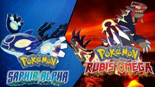 Pokémon Rubis Saphir_