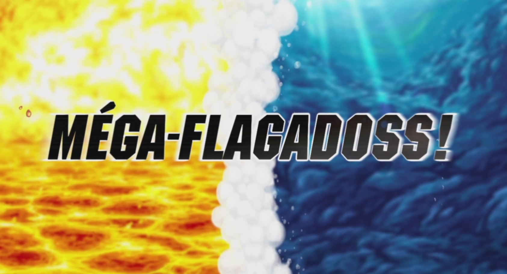 Pokemon Mega Flagadoss
