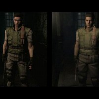 Resident Evil - GC vs HD