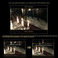 Resident Evil - HD Screen
