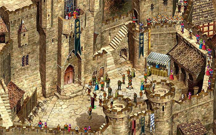 Robin Hood : La Légende de Sherwood sur Mac carte titre