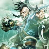 Un combatant Sacred 3
