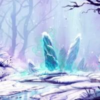 Décors de neige dans Seasons after Fall