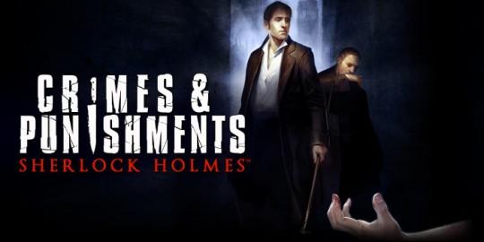 Sherlock Holmes - Crimes et Punishments Titre