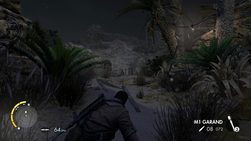 Sniper Elite III à l'ombre