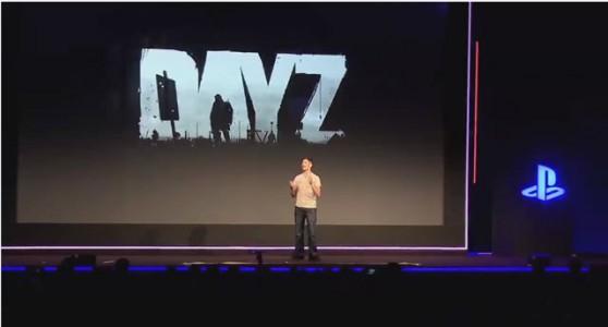 Sony DayZ sur PlayStation 4