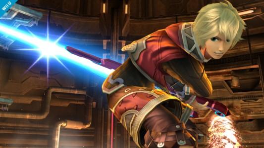 Super Smash Bros for Wii U Shulk