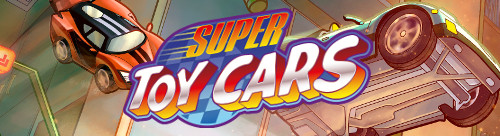 Logo Super Toy Cars