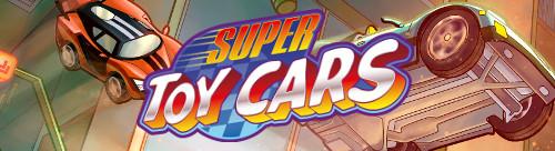 Logo Super Toy Cars