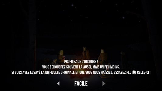 Gods Will Be Watching Mode facile