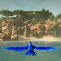 Risen 3 perroquet