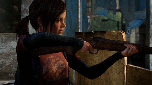 The Last of Us Remastered Ellie