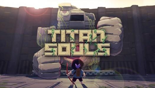 Titan Souls Titre