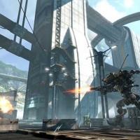 combats et tirs de titan